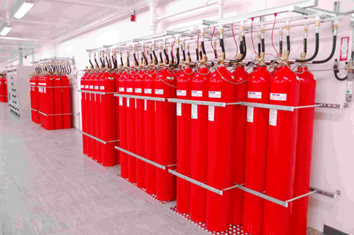 Fire protection system singapore fm suppression