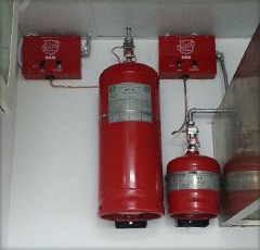 Kitchenhood Fire Suppression System Singapore | Safi